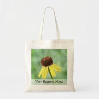 黄色いConeflower - Echinacea Paradoxa トートバッグ