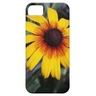 黄色いConeflower iPhone SE/5/5s ケース