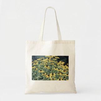 黄色いEchinaceaの花 トートバッグ