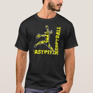 黄色いFastpitchのコーナー Tシャツ