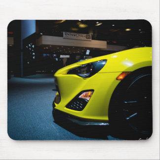 黄色いFRS マウスパッド