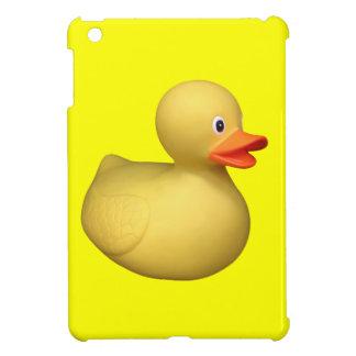 黄色いiPad Miniケースのゴム製アヒル iPad Miniケース