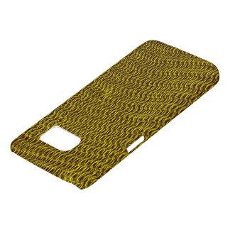 黄色いSamsungは包装します Samsung Galaxy S7 ケース