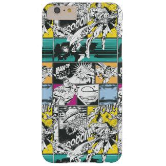 黄色および緑の喜劇的な芸術 iPhone 6 PLUS ベアリーゼアケース