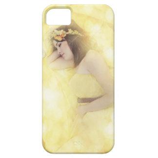 黄色く夢みるような姿、iPhone5場合 iPhone SE/5/5s ケース