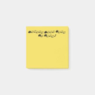 黄色はあなたの心をです親切なポスト・イット拡大します ポストイット