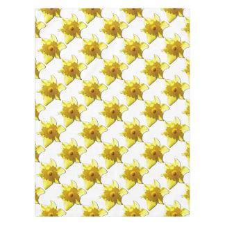 黄色トランペットのラッパスイセン1.0 テーブルクロス