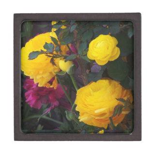 黄色バラの優れたギフト用の箱 ギフトボックス