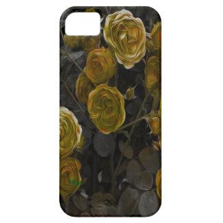 黄色バラの電話箱 iPhone SE/5/5s ケース