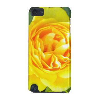 黄色バラのipod touchの場合 iPod touch 5G ケース