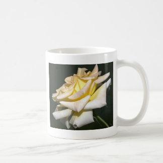 黄色バラ コーヒーマグカップ
