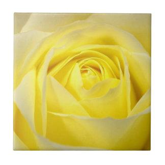黄色バラ タイル
