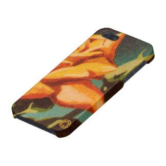 黄色バラ iPhone 5 CASE