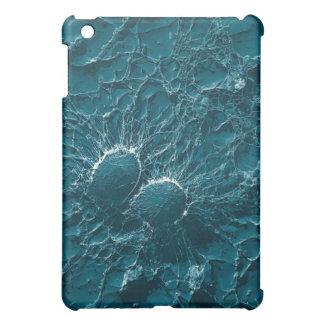 黄色ブドウ球菌の終わりの細菌の細胞 iPad MINIケース