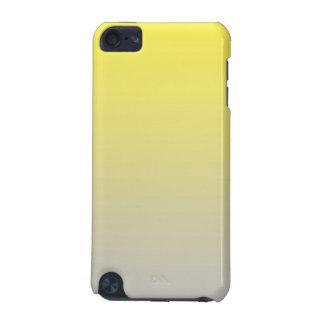 黄色及び灰色のグラデーション iPod TOUCH 5G ケース