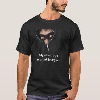 黄色目の強盗 Tシャツ