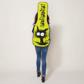 黄色緑のだらしない子ネコGabiGabi ギターケース