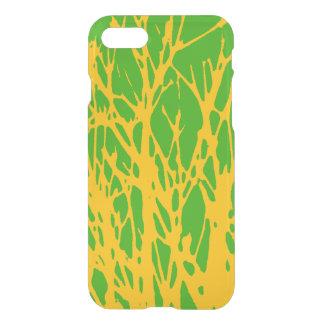 黄色緑 iPhone 8/7 ケース