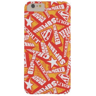 黄色、赤い、および白 iPhone 6 PLUS ベアリーゼアケース