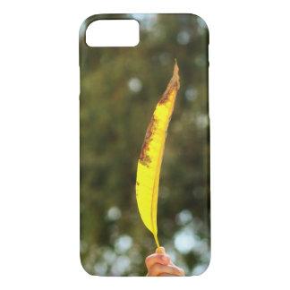 黄色 iPhone 8/7ケース