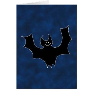 黒いこうもりの漫画 カード