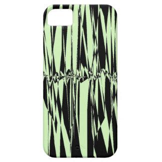 黒いですか薄緑の箱 iPhone SE/5/5s ケース
