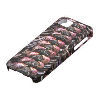 黒いカニ[Po Na]…タイの通りの食糧 iPhone SE/5/5s ケース