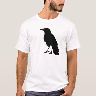 黒いカラスのTシャツ Tシャツ