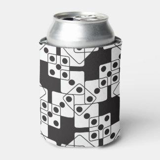 黒いサイコロ 缶クーラー