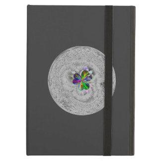 黒いデザイン iPad AIRケース