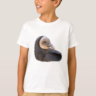 黒いハゲタカ Tシャツ