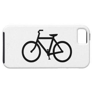 黒いバイクのルート iPhone SE/5/5s ケース