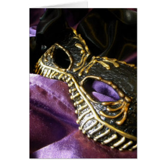 黒いマスク カード