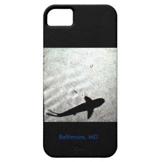 黒い先端の電話箱 iPhone SE/5/5s ケース
