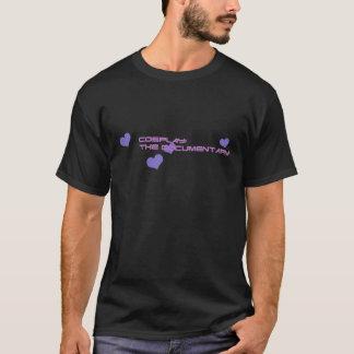 黒い公式のTシャツ Tシャツ
