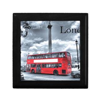 黒い及び白(St.K)のロンドンバス ギフトボックス