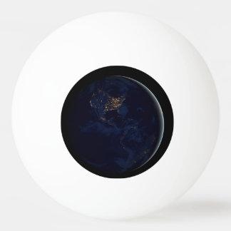 黒い大理石、青い大理石のアメリカ大陸 卓球ボール