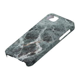 黒い大理石 iPhone 5 カバー