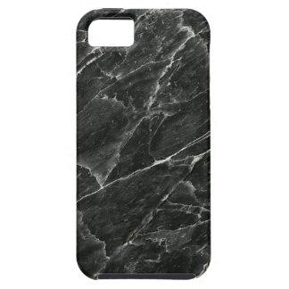 黒い大理石 iPhone 5 ケース