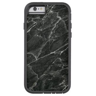黒い大理石 iPhone 6 タフ・エクストリームケース