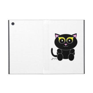黒い子猫 iPad MINI ケース