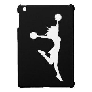 黒い応援のシルエットのiPad Miniケース iPad Mini Case