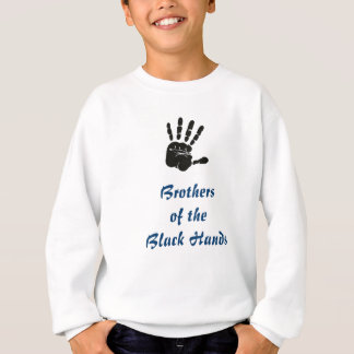 黒い手の兄弟 スウェットシャツ