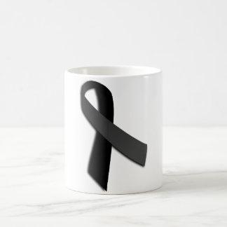 黒い捕虜MIA Rememranceの認識度のリボン コーヒーマグカップ