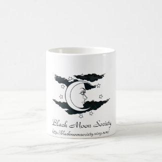 黒い月の社会のマグ コーヒーマグカップ