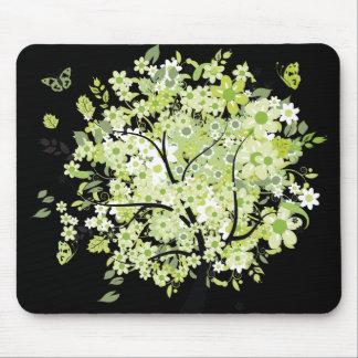 黒い木 マウスパッド