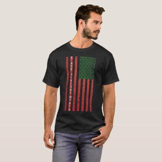 黒い歴史日の旗 Tシャツ