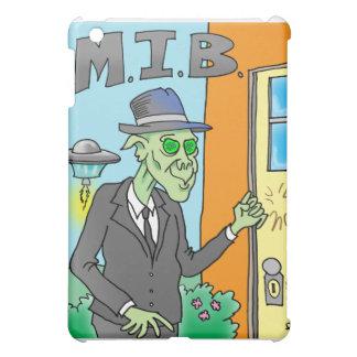 黒い漫画の人 iPad MINIカバー