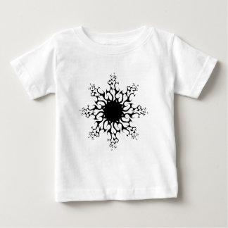 黒い火種族の日曜日 ベビーTシャツ