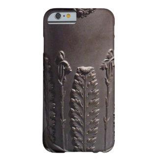 黒い玄武岩のこぼれのつぼ19thCのiPhone6ケース Barely There iPhone 6 ケース